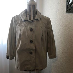 Gap Factory 💯 cotton jacket.